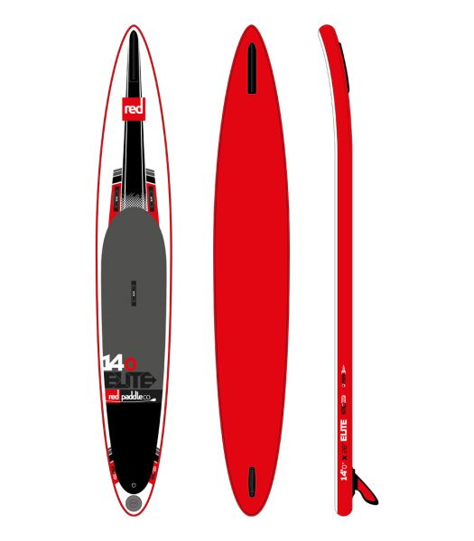 "SUP 12'6"" ELITE RED PADDLE CO 2016"